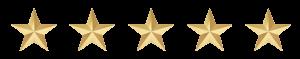 Five-Gold-StarsTransparent